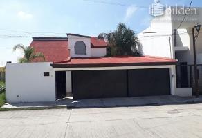 Foto de casa en venta en s/n , loma dorada, durango, durango, 9632916 No. 01