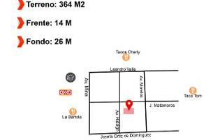 Foto de terreno comercial en venta en s/n , central, gómez palacio, durango, 12159009 No. 01
