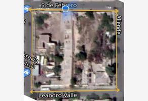 Foto de terreno habitacional en venta en s/n , gómez palacio centro, gómez palacio, durango, 21916733 No. 01