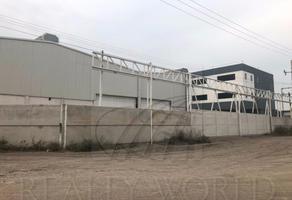 Foto de nave industrial en renta en s/n , gral. escobedo centro, general escobedo, nuevo león, 12328436 No. 01