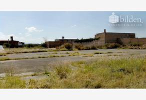 Foto de terreno habitacional en venta en sn , granja graciela, durango, durango, 18129287 No. 01