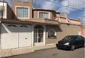 Foto de casa en venta en s/n , guadalupe, durango, durango, 11677984 No. 01