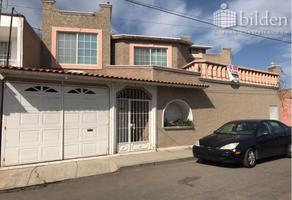 Foto de casa en venta en s/n , guadalupe, durango, durango, 11885005 No. 01