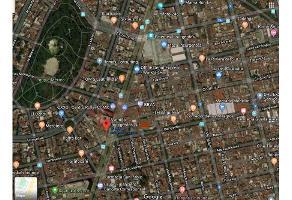 Foto de terreno habitacional en venta en s/n , hipódromo, cuauhtémoc, df / cdmx, 13608125 No. 01