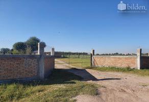 Foto de rancho en venta en sn , ignacio zaragoza, durango, durango, 16971721 No. 01