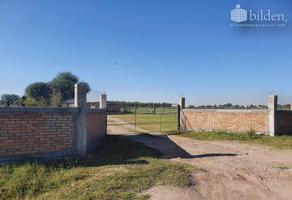 Foto de rancho en venta en sn , j guadalupe rodriguez, durango, durango, 17120772 No. 01