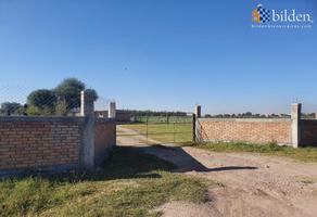 Foto de rancho en venta en sn , j guadalupe rodriguez, durango, durango, 0 No. 01