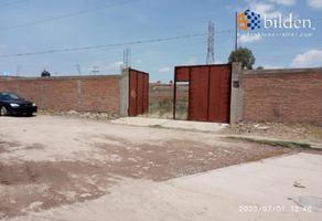 Foto de terreno comercial en venta en s/n , josé ángel leal, durango, durango, 0 No. 01