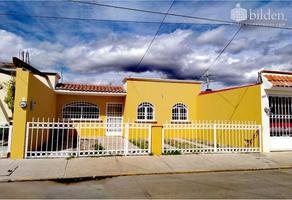 Foto de casa en venta en sn , joyas del valle, durango, durango, 12775679 No. 01
