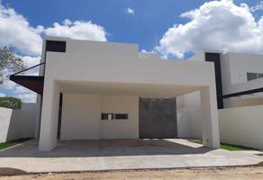 Foto de casa en venta en s/n , kantoina, conkal, yucatán, 14555113 No. 01