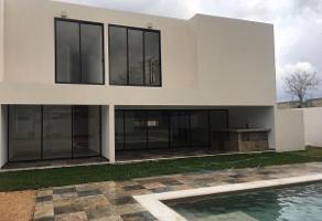 Foto de casa en condominio en venta en s/n , komchen, mérida, yucatán, 10038698 No. 01