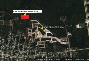 Foto de terreno comercial en venta en s/n , komchen, mérida, yucatán, 14470008 No. 01