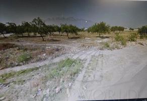 Foto de terreno comercial en venta en s/n , l. t. h, monterrey, nuevo león, 5863887 No. 01