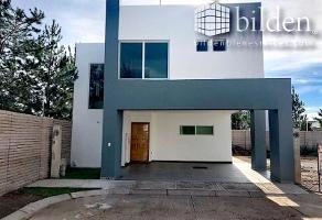 Foto de casa en venta en s/n , la estrella, durango, durango, 10045889 No. 01