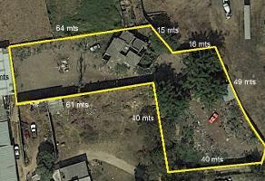 Foto de terreno comercial en venta en s/n , la guadalupana, san pedro tlaquepaque, jalisco, 5867295 No. 01