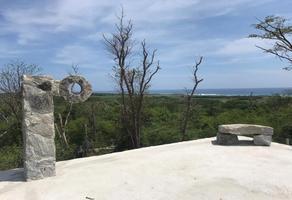 Foto de terreno habitacional en venta en s/n , la laguna del palmar, santa maría tonameca, oaxaca, 19496177 No. 01