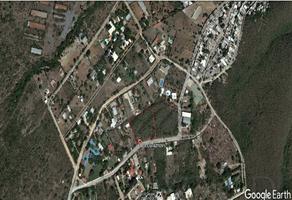 Foto de terreno habitacional en venta en s/n , las huertas 1er y 2o sector, apodaca, nuevo león, 19440597 No. 01
