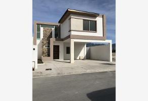 Foto de casa en venta en s/n , las misiones, saltillo, coahuila de zaragoza, 13741422 No. 01