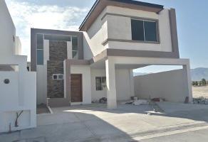 Foto de casa en venta en s/n , las misiones, saltillo, coahuila de zaragoza, 14762890 No. 01