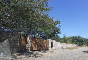 Foto de terreno habitacional en venta en s/n , las parotas, villa de álvarez, colima, 18647416 No. 01