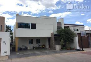 Foto de casa en venta en s/n , las privanzas, durango, durango, 12599294 No. 01