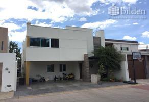Foto de casa en venta en s/n , las privanzas, durango, durango, 9205726 No. 01