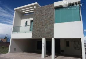 Foto de casa en venta en s/n , las privanzas, durango, durango, 9839671 No. 01