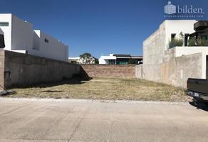 Foto de terreno habitacional en venta en s/n , las quintas, durango, durango, 13109786 No. 01