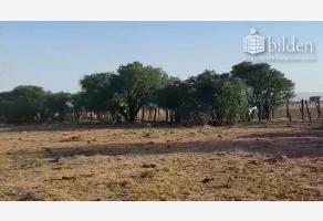 Foto de terreno habitacional en venta en s/n , lázaro cárdenas, durango, durango, 9533348 No. 01