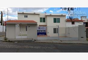 Foto de casa en renta en sn , loma dorada, durango, durango, 12649994 No. 01