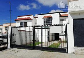 Foto de casa en renta en sn , loma dorada, durango, durango, 9916014 No. 01