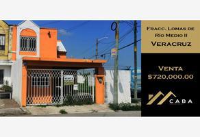 Foto de casa en venta en sn , lomas de rio medio iii, veracruz, veracruz de ignacio de la llave, 18898227 No. 01