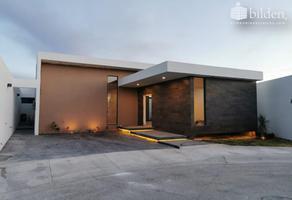 Foto de casa en venta en sn , los cedros residencial, durango, durango, 18203210 No. 01