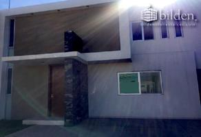 Foto de casa en renta en sn , los cedros residencial, durango, durango, 9903950 No. 01
