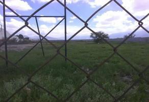 Foto de terreno habitacional en venta en s/n , los gonzález, saltillo, coahuila de zaragoza, 12601554 No. 01