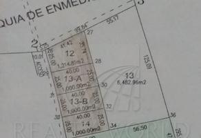 Foto de terreno habitacional en venta en s/n , los laureles, san nicolás de los garza, nuevo león, 19442988 No. 01