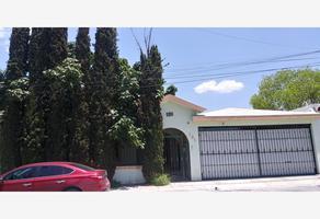 Foto de casa en venta en s/n , los pinos, saltillo, coahuila de zaragoza, 14765677 No. 01
