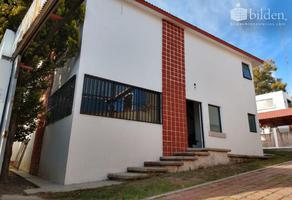 Foto de casa en renta en sn , los remedios, durango, durango, 12503563 No. 01