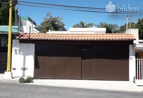 Foto de casa en renta en sn , los remedios, durango, durango, 17142458 No. 01