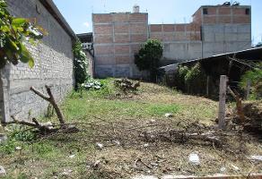 Foto de terreno habitacional en venta en sin nombre lote 10 manzana 4 , san lucas, chilpancingo de los bravo, guerrero, 17362682 No. 01