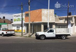 Foto de edificio en renta en sn , luis echeverría alvarez, durango, durango, 6490448 No. 01