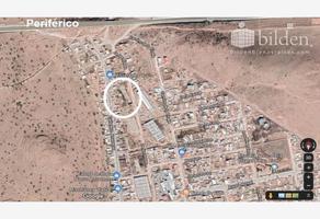 Foto de terreno habitacional en venta en sn , luz y esperanza, durango, durango, 17335692 No. 01
