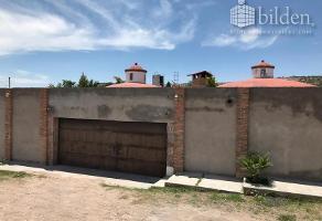 Foto de casa en venta en s/n , nuevo amanecer, durango, durango, 0 No. 01