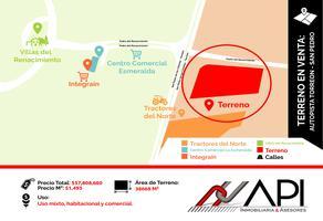 Foto de terreno comercial en venta en s/n , nuevo torreón, torreón, coahuila de zaragoza, 21225011 No. 01