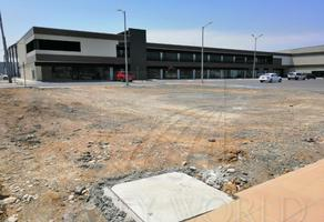 Foto de terreno habitacional en renta en s/n , parque industrial el sabinal, apodaca, nuevo león, 19451457 No. 01