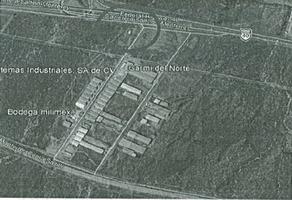 Foto de terreno habitacional en venta en s/n , parque industrial milimex, apodaca, nuevo león, 19452087 No. 01
