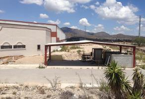 Foto de nave industrial en venta en s/n , parque industrial, ramos arizpe, coahuila de zaragoza, 15036871 No. 01