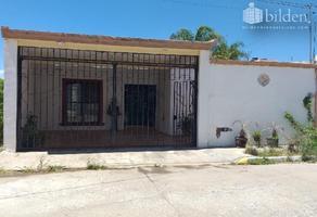 Foto de casa en venta en s/n , paseo del saltito, durango, durango, 14965330 No. 01