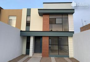 Foto de casa en venta en sn , paso real, durango, durango, 12631144 No. 01