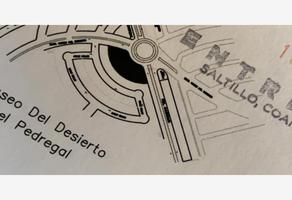 Foto de terreno habitacional en venta en s/n , portal del pedregal, saltillo, coahuila de zaragoza, 0 No. 01